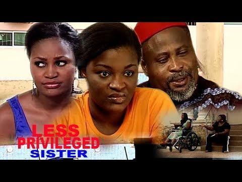 Less Privileged Sister Season 2 - Chacha Ekeh