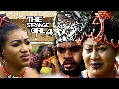 The Strange Girl Season 4 - Nigerian Nollywood Movie