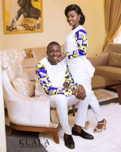 10 Best ankara styles for your pre-wedding shoot