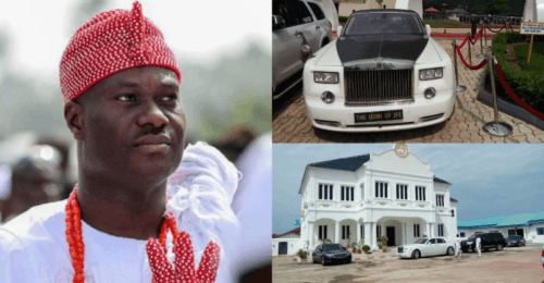 Ooni of Ife Net Worth, Palace and Car (Photos)