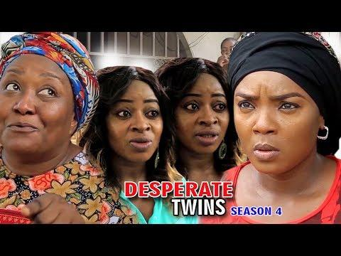 Download Desperate Twins Season 4 Chioma Chukwuka Nigerian Nollywood Movie
