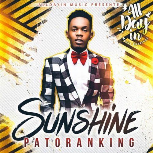 Patoranking – Sunshine Lyrics
