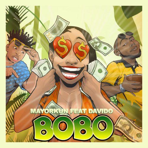 Mayorkun – Bobo ft. Davido Lyrics