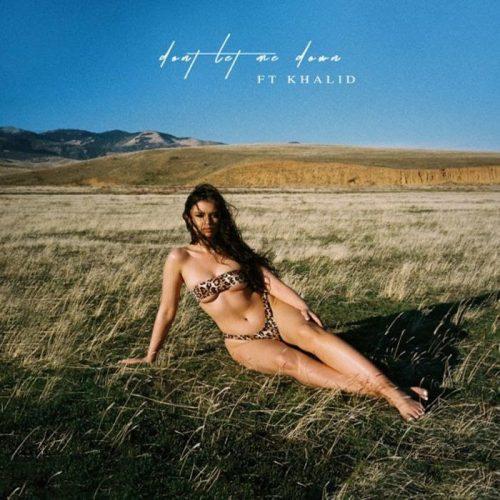 Sabrina Claudio – Don't Let Me Down Lyrics (ft. Khalid)