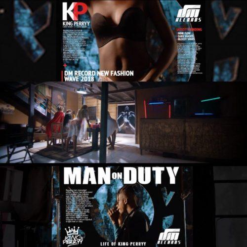 King Perryy – Man On Duty Ft Timaya