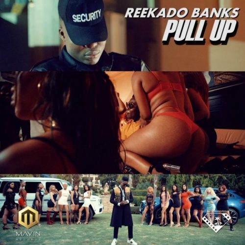 Reekado Banks – Pull Up