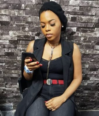 Singer Chidinma Just Confirm She Is Dating Kiss Daniel? (Video)