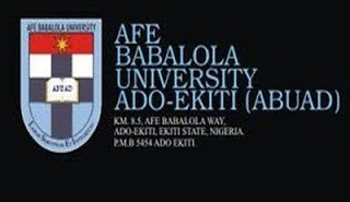 ABUAD Postgraduate Admission Form 2018/2019