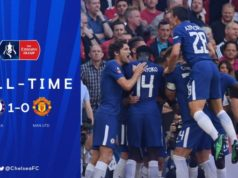 Video Chelsea vs Manchester United 1-0 – Highlights & Goals