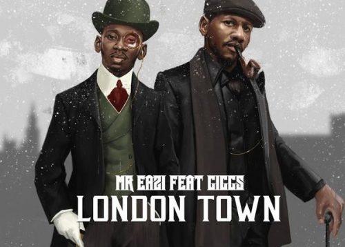 Mr Eazi – London Town ft Giggs