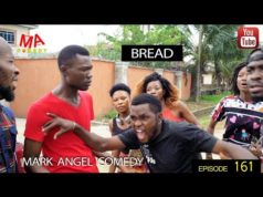 Bread Mark Angel Comedy Episode 161
