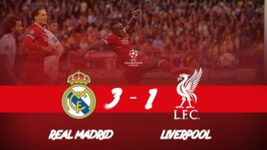 Real Madrid vs Liverpool 3-1 – Highlights And Goals
