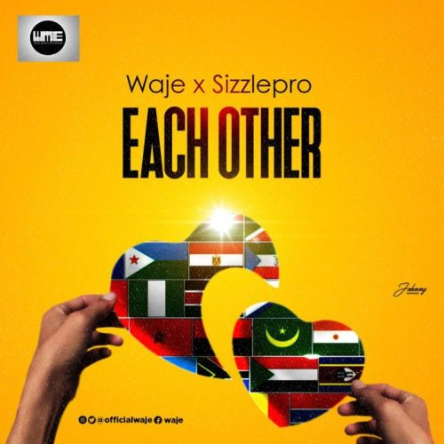 Waje x SizzlePRO – Each Other Lyrics