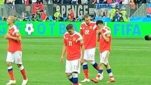 Russia 5-0 Saudi Arabia (World Cup) Highlights