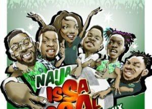 Marley, Olamide, Lil Kesh, Falz, Slimcase, Simi – Naija Issagoal (Remix)