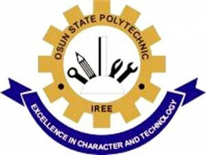 Osun State Poly Iree HND Admission Form is Out 2018/2019