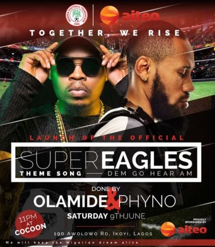 Olamide x Phyno – Dem Go Hear Am
