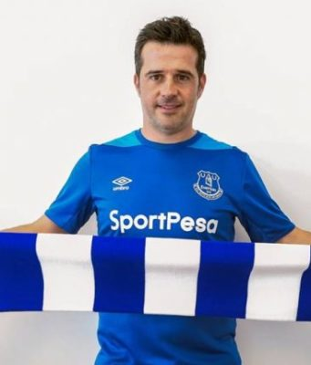 Everton Appoint Marco Silva As New Head Coach