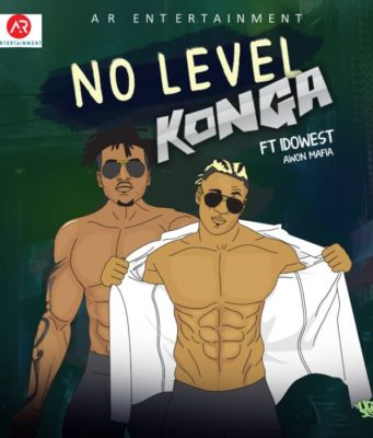 Konga – No Level Lyrics ft Idowest
