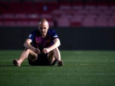 Iniesta Retires After Penalty Heartbreak