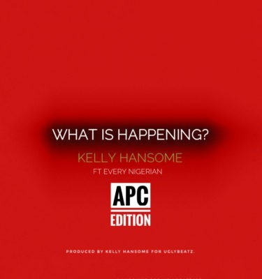 Kelly Hansome – What is Happening?
