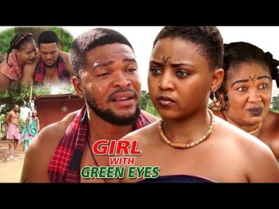 Girl With Green Eyes Season 4 2018 Latest Nigerian Nollywood Movie