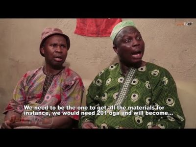 Alarm Go Blow Latest Yoruba Movie