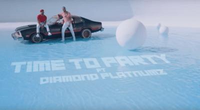 Video Flavour Time To Party ft Diamond Platnumz