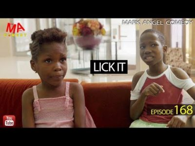 Lick It Mark Angel Comedy Episode 168