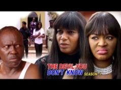 The Devil You Don't Know Season 3 2018 Latest Nigerian Nollywood Movie