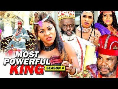 Most Powerful King Season 4 2018 Latest Nigerian Nollywood Movie