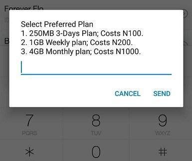 Get 4GB for N1000, 1GB for N200 On Your MTN SIM (See Code)