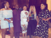 Toyin Aimakhu, Tonto Dikeh, Mercy Aigbe Show Up For Bobrisky's Pre-birthday Dinner