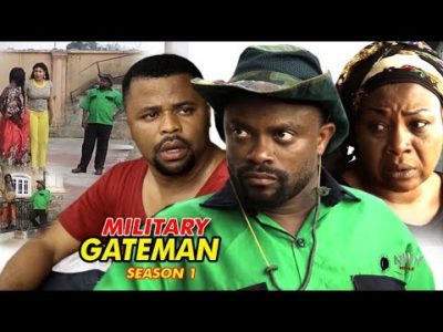 Military Gateman Season 1 2018 Latest Nigerian Nollywood Movie