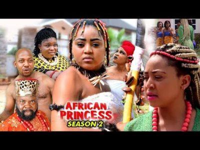 African Princess Season 2 2018 Nigerian Nollywood Movie