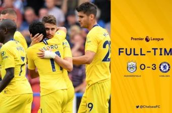 Huddersfield Town vs Chelsea 0-3 Goals and Highlights
