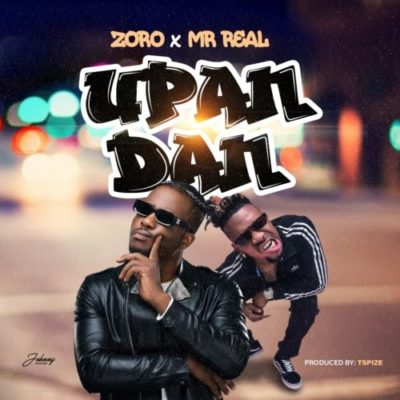Zoro – Upandan ft Mr Real