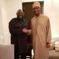 How Bukola Saraki Plans To Defeat President Buhari In 2019 – Dele Momodu Writes