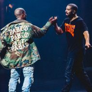 """Drake Attacks Kanye West in Forthcoming """"No Stylist"""" Song"""