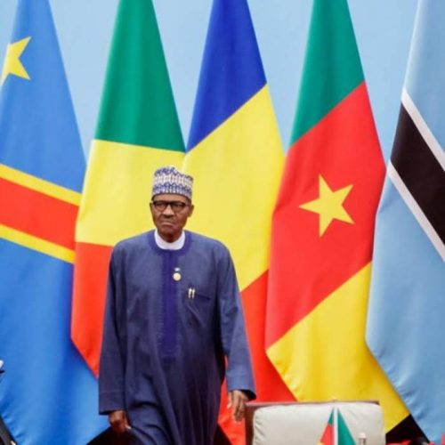 5 FOCAC- PRESIDENT BUHARI PARTICIPATES IN ROUNDTABLE MEETING, BEIJING, CHINA, TUESDAY, SEPT. 4, 2018