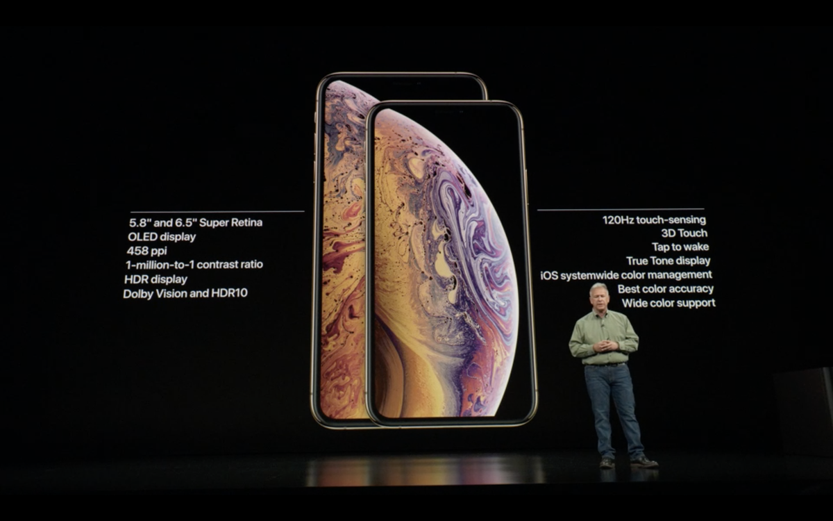 Apple Unveils iPhone XS and iPhone XS Max (Specifications, Price & Pic)