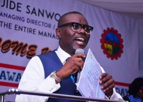 A former Lagos state commissioner for Commerce and Industry Jide Sanwo-Olu has joined the governorship race of the state in next year