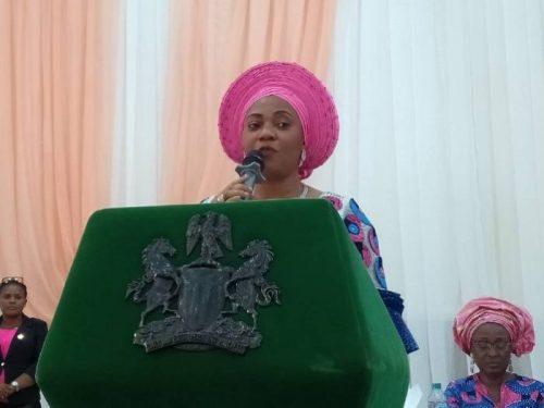2019: My husband's good works'll speak for him – Martha Udom