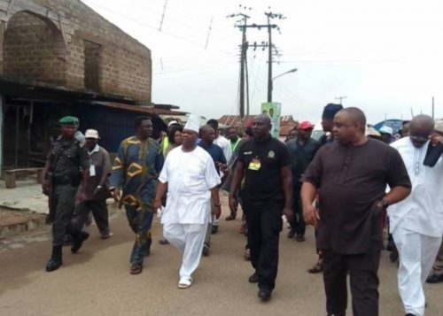 The standard bearer of the Peoples Democratic Party in the ongoing Osun election, Senator Ademola Adeleke, has boasted that he would win the contest in landslide if the process is free and fair