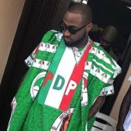 Davido Blows Hot, Calls On PDP to Fight Against 'injustice' (#OsunDecides)