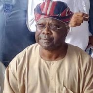 Ghen Ghen! SDP Opposes Omisore's Support To APC