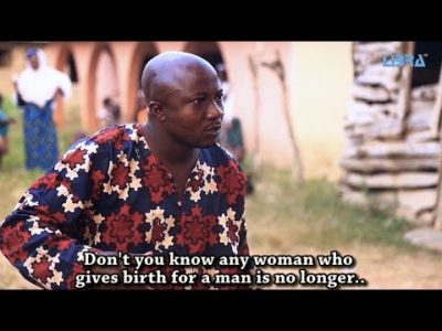 Yeye Oba (King's Mother) Latest Yoruba Movie