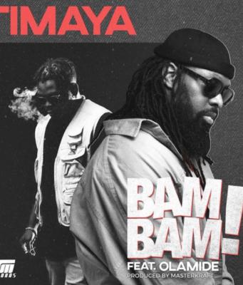 Video Timaya ftOlamide – Bam Bam