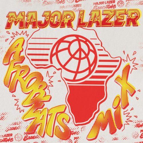 Major Lazer ft. Burna Boy - All My Life Lyrics
