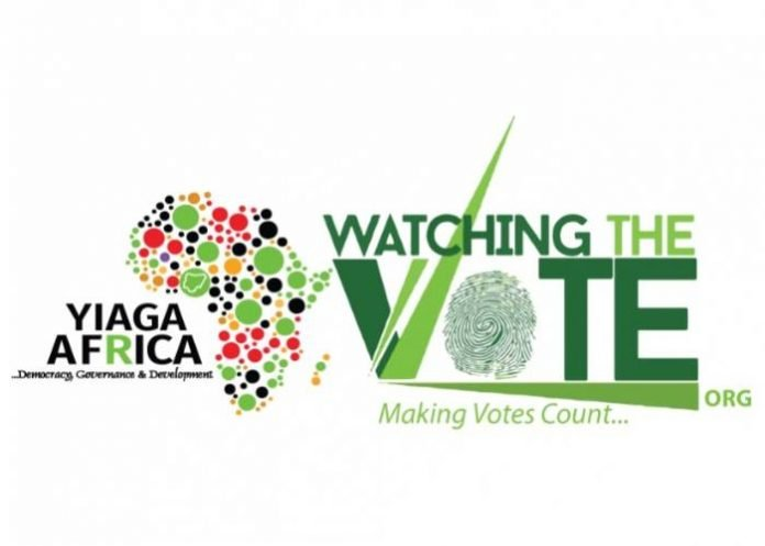 YIAGA AFRICA's WatchingTheVote (WTV)